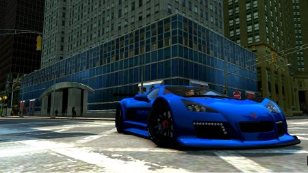 Gumpert Apollo S для GTA 4