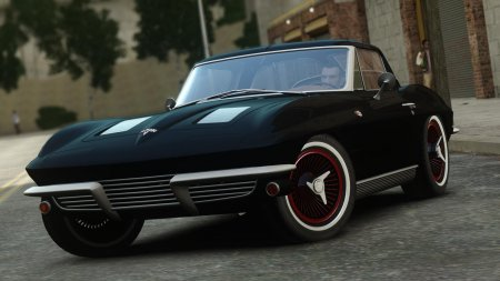 Chevrolet Corvette Stingray 1963 для GTA 4