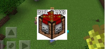 Useful Blocks для Minecraft PE 0.9.5