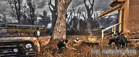 Мод проводники - The Guiders Mod для STALKER Lost Alpha